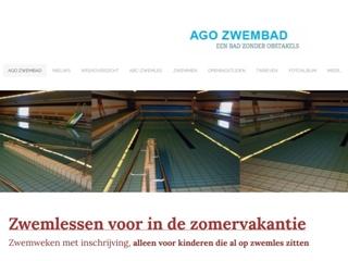 Ago Zwembad Stichting Diemen