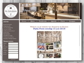 De Keuken Schagerbrug : Brasserie de keuken schagerbrug