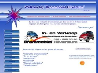 Brommobiel Hilversum Hilversum