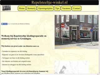 Repelsteeltje Groningen Kledingreparatie Groningen