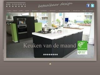 Rob Schippers Keukens : Schippers keukens rob geleen