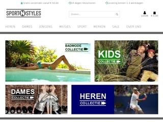 7ffb6da4722 Sport 'N Styles Haarlem