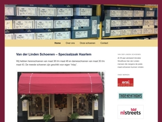 Linden Vd Linden Linden Vd Schoenen Haarlem Schoenen Haarlem VpUSzM